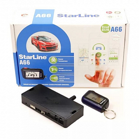 StarLine A66 2CAN+2LIN