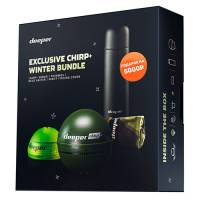 Deeper Smart Sonar CHIRP+ (набор Winter Bundle)