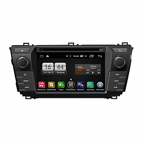 FarCar s170 Toyota Corolla 2013-2016 Android (L307)